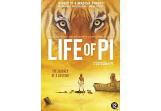 Life of Pi - DVD