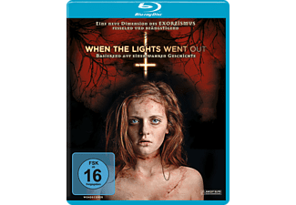 When the Lights Went Out - (Blu-ray)