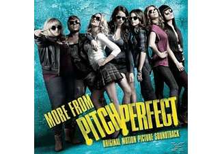 OST/VARIOUS - More From Pitch Perfect - (CD)