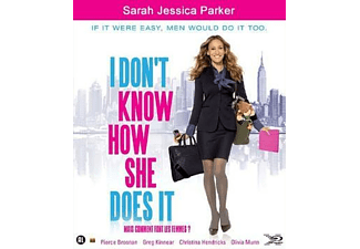 I Don't Know How She Does It | Blu-ray