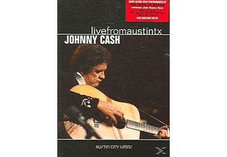 Johnny Cash - Johnny Cash: Live From Austin Tx (Special Edition) - (DVD)