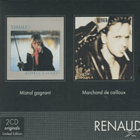 Renaud - Mistral Gagnant / Marchand De Caill [CD]