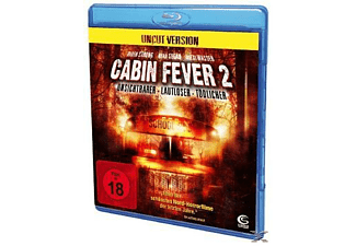 Cabin Fever 2 (Uncut Version) - (Blu-ray)