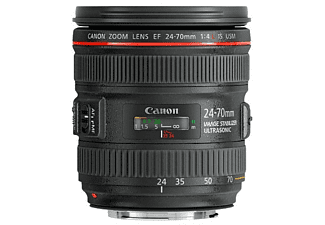 Objetivo - Canon EF 24-70 mm f/4L IS USM