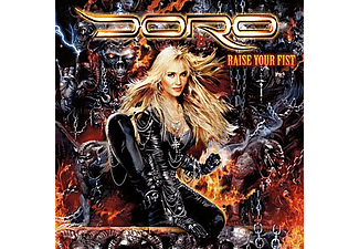 Doro - Raise Your Fist - Limited Edition (CD)