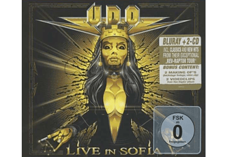 U.D.O. - Live In Sofia (CD + Blu-ray)