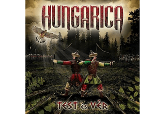 Hungarica - Test és Vér (CD)