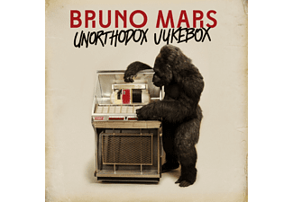 Bruno Mars - Unorthodox Jukebox (CD)