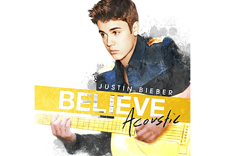 Justin Bieber - Believe Acoustic (CD)