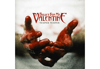 Bullet For My Valentine - Temper Temper - Deluxe Version (CD)