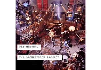 Pat Metheny - The Orchestrion Project (CD)
