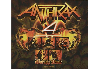 Anthrax - Worship Music - Special Edition (CD)