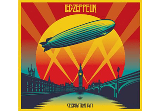 Led Zeppelin - Celebration Day (Blu-ray)