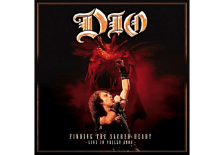 Dio - Finding The Sacred Heart - Live In Philly 1986 (Vinyl LP (nagylemez))