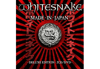 Whitesnake - Made In Japan - Live 2011 - Deluxe Edition (CD + DVD)