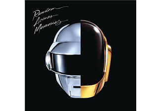 Daft Punk - Random Access Memories (CD)