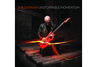 Joe Satriani - Unstoppable Momentum (CD)