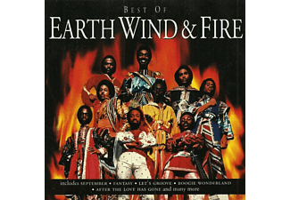 Earth, Wind & Fire - Let'S Groove - The Best Of (CD)
