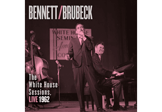 Tony Bennett & Dave Brubeck - The White House Sessions - Live 1962 (CD)