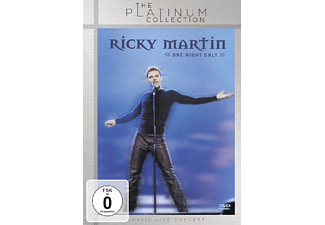 Ricky Martin - The Platinum Collection - One Night Only (DVD)