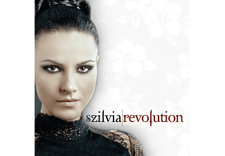 Szilvia - Revolution (CD)