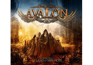 Timo Tolkki's Avalon - The Land Of New Hope (CD)