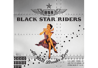 Black Star Riders - All Hell Breaks Loose (CD + DVD)