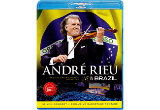 André Rieu - Live in Brazil (Blu-ray)