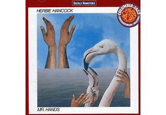 Herbie Hancock - Mr. Hands (CD)