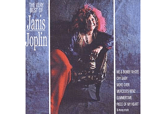 Janis Joplin - The Very Best of Janis Joplin (CD)