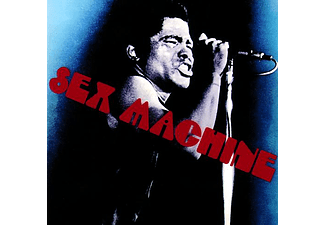 James Brown - Sex Machine (Live) (CD)