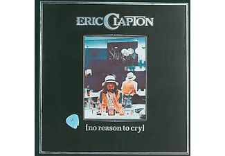 Eric Clapton - No Reason To Cry (CD)