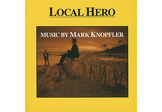 Mark Knopfler - Local Hero (Porunk hőse) (CD)