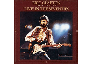 Eric Clapton - Time Pieces Vol.2 - Live In The Seventies (CD)