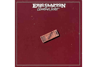 Eric Clapton - Another Ticket (CD)