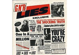 Guns N' Roses - GN'R Lies (CD)