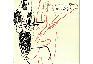 Eric Clapton - 24 Nights (CD)