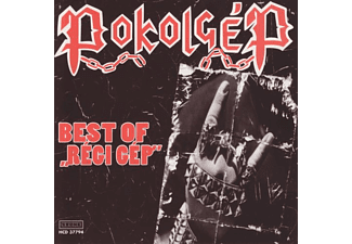 Pokolgép - Best of Régi gép (CD)