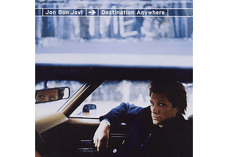 Bon Jovi - Destination Anywhere (CD)