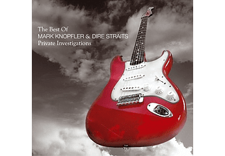 Dire Straits & Mark Knopfler - The Best of - Private Investigations (CD)