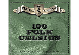 100 Folk Celsius - Platina sorozat (CD)