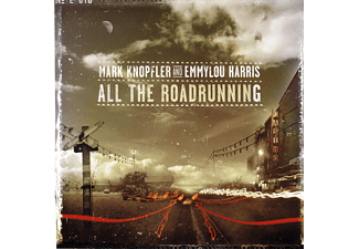 Mark Knopfler & Emmylou Harris - All The Roadrunning (CD)