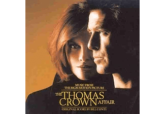 Bill Conti - The Thomas Crown Affair (A Thomas Crown-ügy) (CD)
