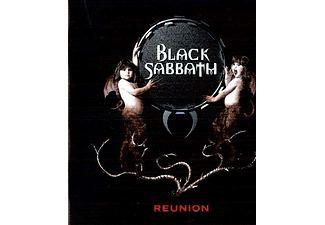 Black Sabbath - Reunion (CD)