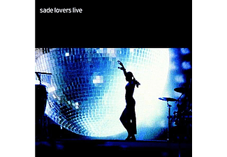 Sade - Lovers Live (CD)