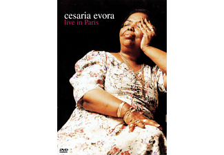 Cesaria Evora - Live In Paris (DVD)