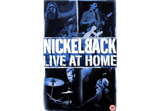 Nickelback - Live At Home (DVD)