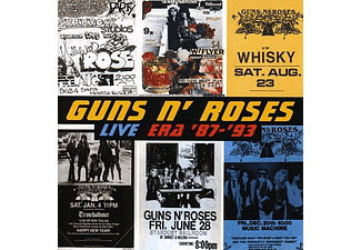 Guns N' Roses - Live Era '87-'93 (CD)