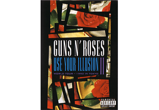 Guns N' Roses - Use Your Illusion I (DVD)