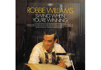 Robbie Williams - Swing When You're Winning (CD)